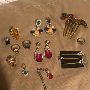 big jewelry bundle